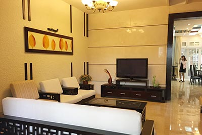 Modern 04BRs house at T4  Ciputra, fully furnished