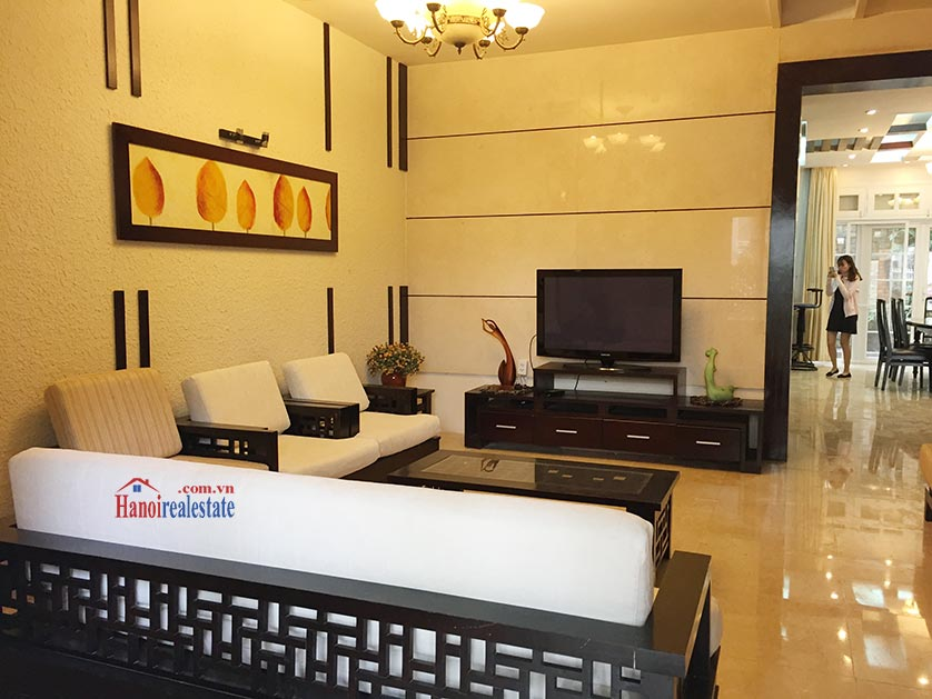 Modern 04BRs house at T4  Ciputra, fully furnished 3