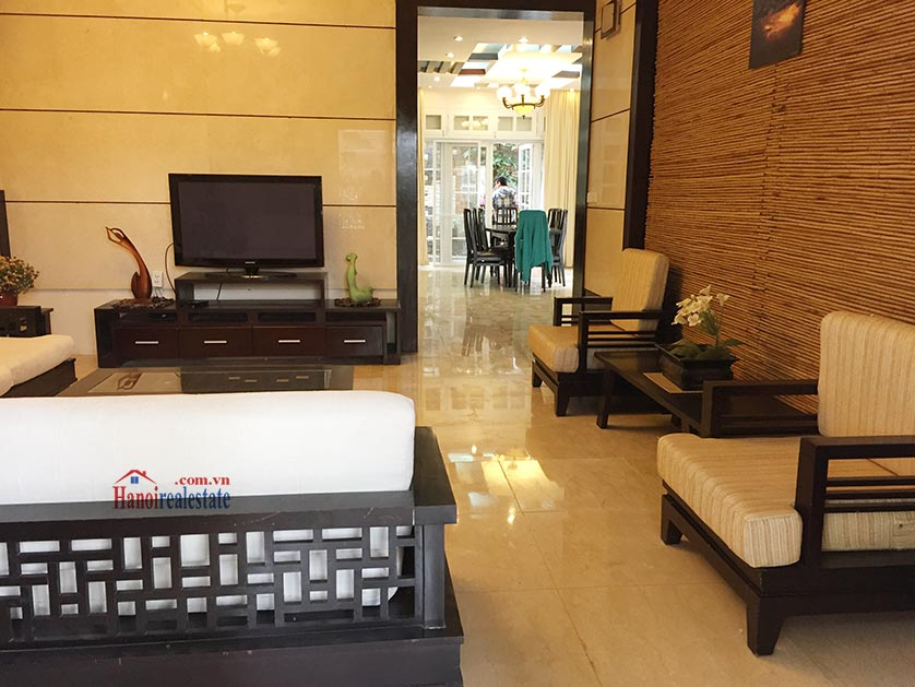 Modern 04BRs house at T4  Ciputra, fully furnished 4