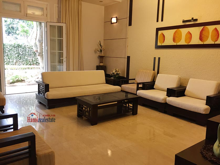 Modern 04BRs house at T4  Ciputra, fully furnished 5