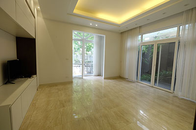 Modern 05BRs house in T7 block Ciputra, semi furnished