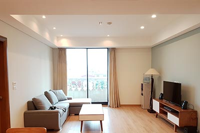 Modern 1 bedroom apartment for rent in Pacific Place, Hanoi