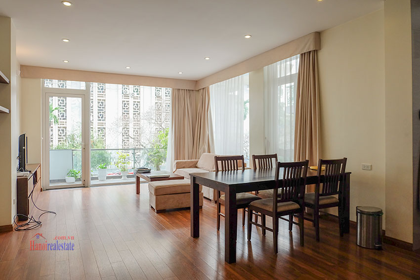 Modern 2-bedroom apartment with balcony in Hoan Kiem 2