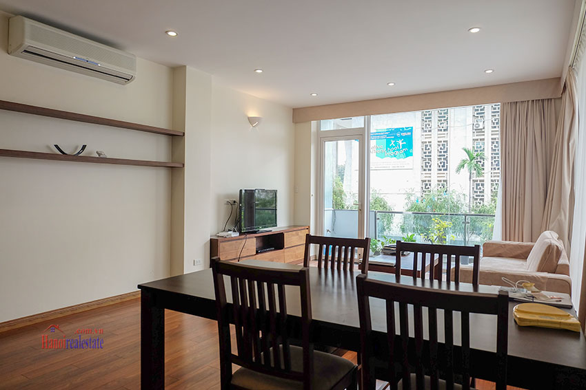 Modern 2-bedroom apartment with balcony in Hoan Kiem 4