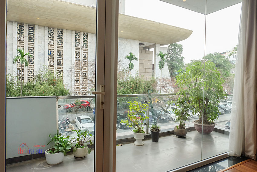 Modern 2-bedroom apartment with balcony in Hoan Kiem 5