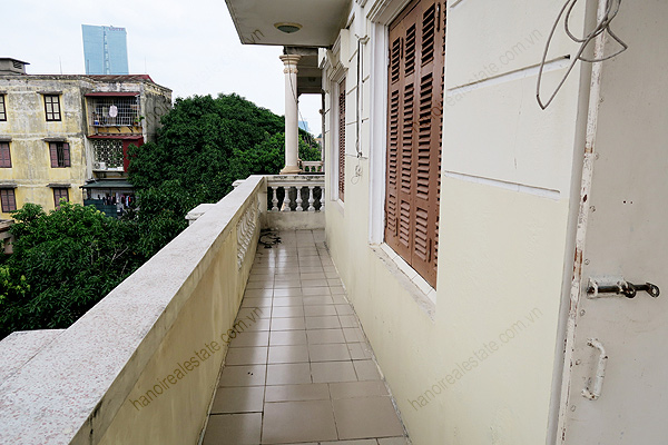Modern, 4 bedrooms house for rent at Buoi street, Ba Dinh district, Hanoi 29