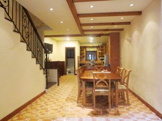 Modern, 4 bedrooms house for rent in Hoan Kiem district, Ha Noi