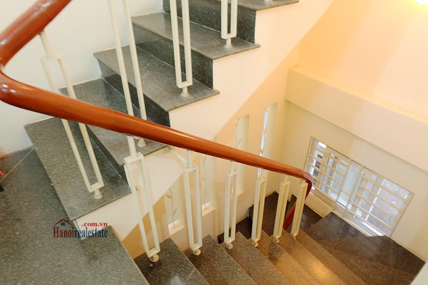 Modern 6-storey house with elevator in Van Phuc, Ba Dinh 14