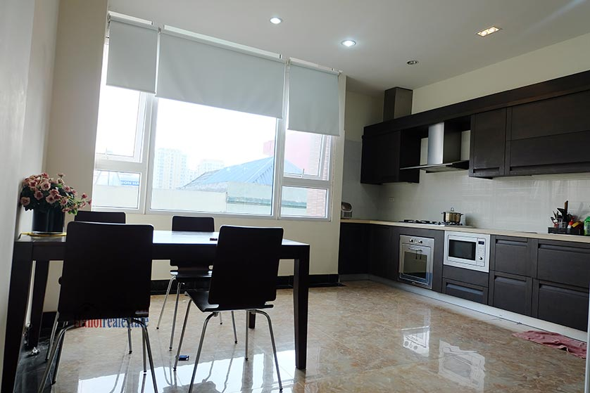 Modern 6-storey house with elevator in Van Phuc, Ba Dinh 4