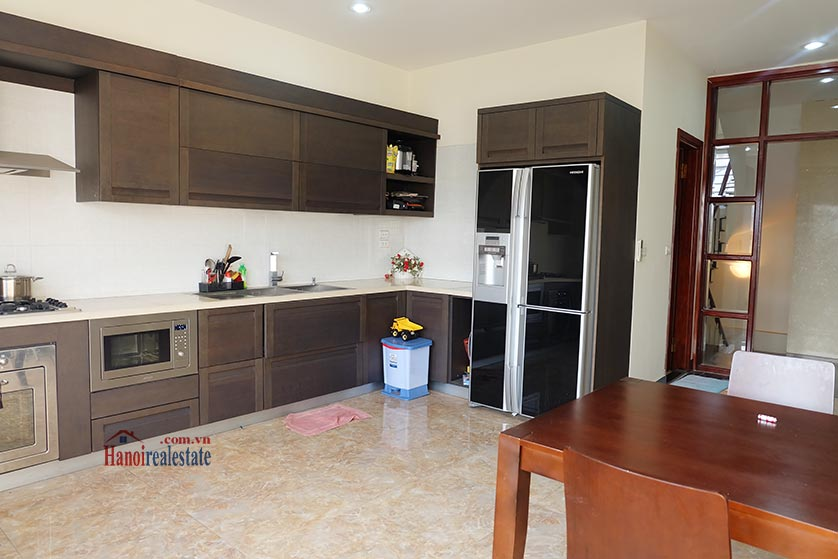 Modern 6-storey house with elevator in Van Phuc, Ba Dinh 5