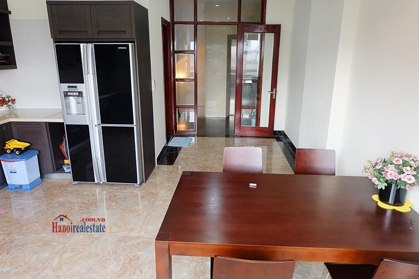 Modern 6-storey house with elevator in Van Phuc, Ba Dinh 6