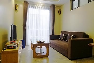 Modern apartment for Japanese in Dao Tan, one bedroom