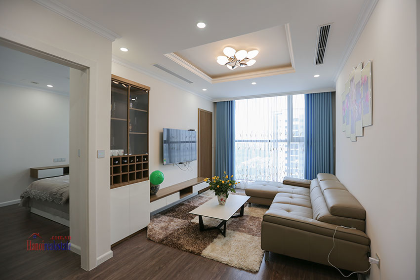Modern apartment with 3brs on high floor of Sunshine Riverside 5