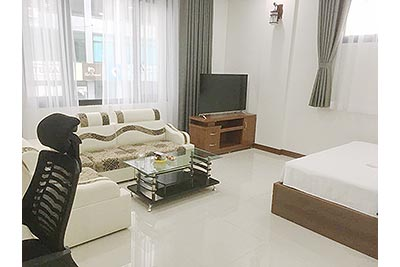 Modern serviced studio for rent in Trung Kinh, Cau Giay