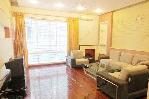 Modern, spacious bedroom house for rent in Ba Đinh district