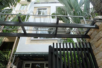 Modern unfurnished 03 bedroom house to let in Tay Ho, Hanoi, Vietnam