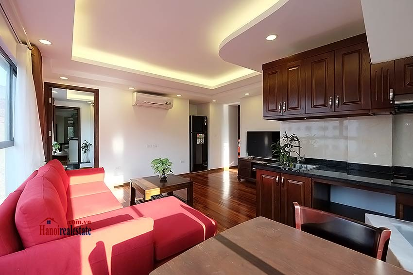 Modern-2 bedroom apartment to rent on Ly Thuong Kiet, Hoan Kiem 2