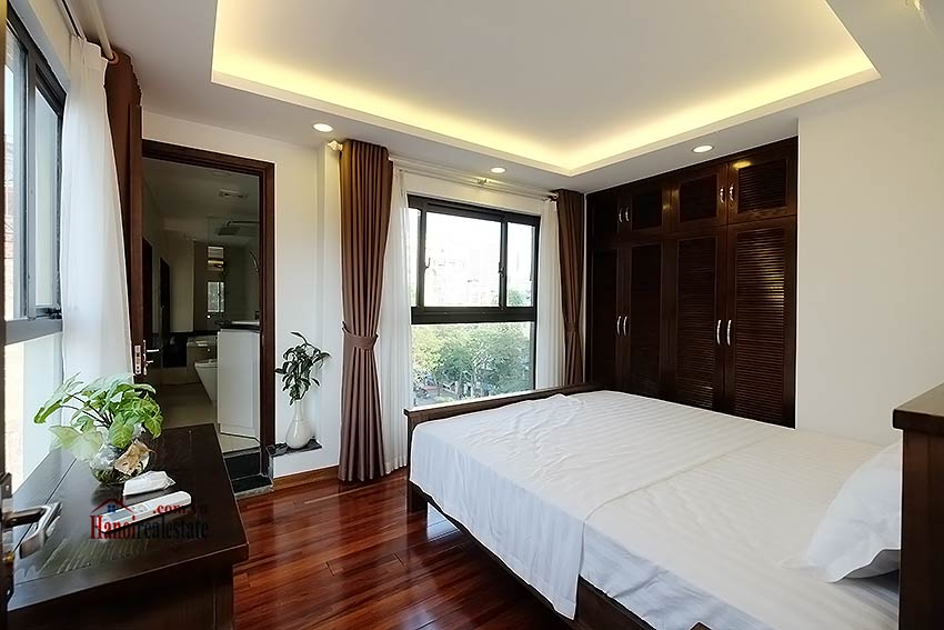 Modern-2 bedroom apartment to rent on Ly Thuong Kiet, Hoan Kiem 3