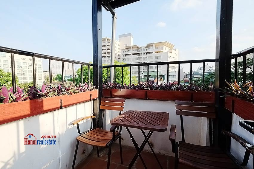 Modern-2 bedroom apartment to rent on Ly Thuong Kiet, Hoan Kiem 8