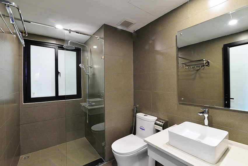 New Spacious 2 Bedroom Apartment in Dang Thai Mai str, Tay Ho Hanoi 17