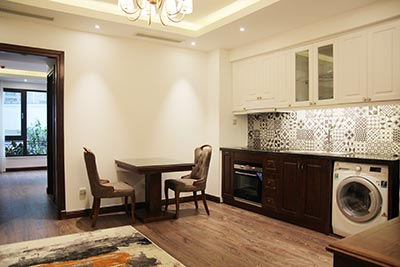 New Modern Apartment rental in Hoan Kiem Hanoi, 1 bedroom, fully furnished