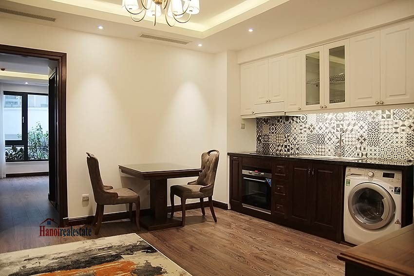 New Modern Apartment rental in Hoan Kiem Hanoi, 1 bedroom, fully furnished 1