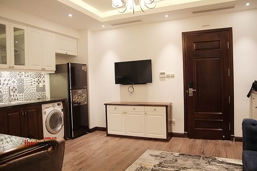 New Modern Apartment rental in Hoan Kiem Hanoi, 1 bedroom, fully furnished 2