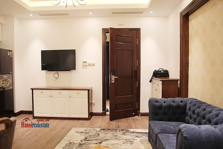 New Modern Apartment rental in Hoan Kiem Hanoi, 1 bedroom, fully furnished 4