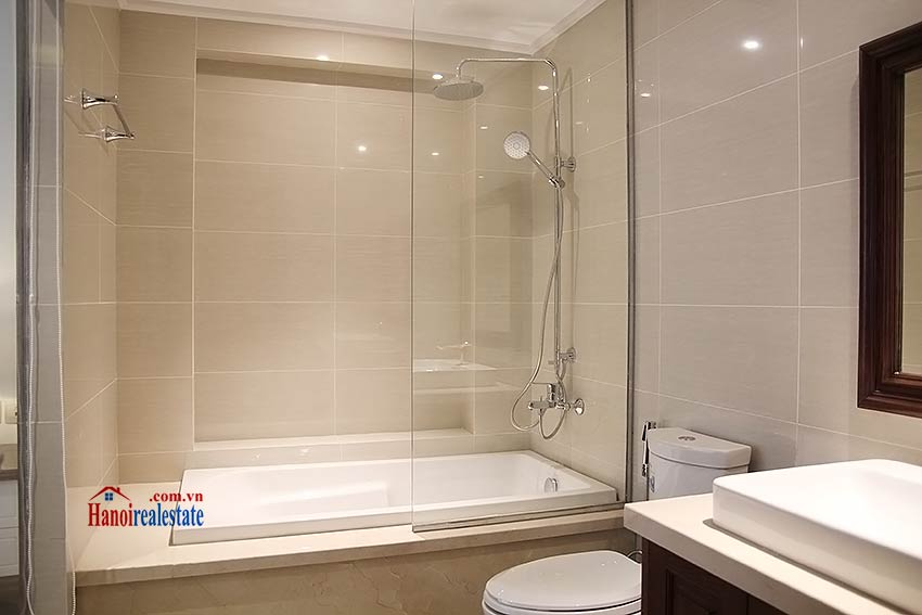 New Modern Apartment rental in Hoan Kiem Hanoi, 1 bedroom, fully furnished 5