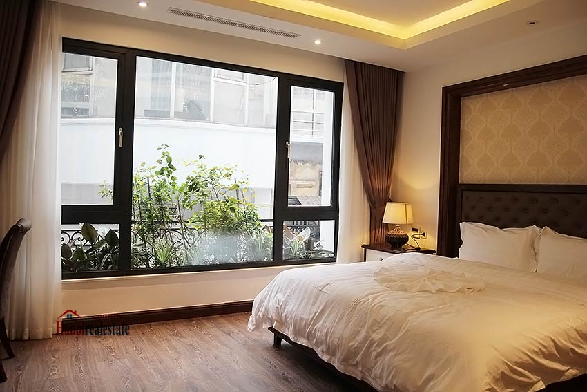New Modern Apartment rental in Hoan Kiem Hanoi, 1 bedroom, fully furnished 6