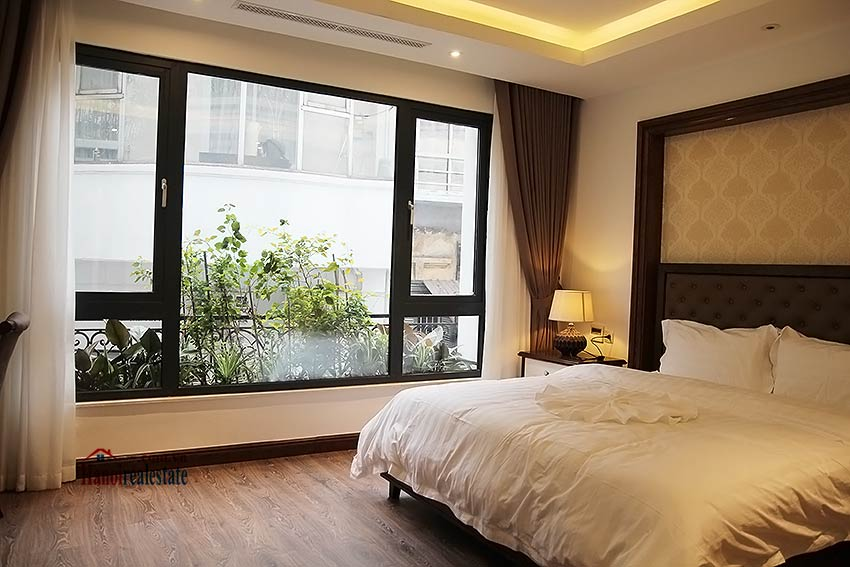 New Modern Apartment rental in Hoan Kiem Hanoi, 1 bedroom, fully furnished 7