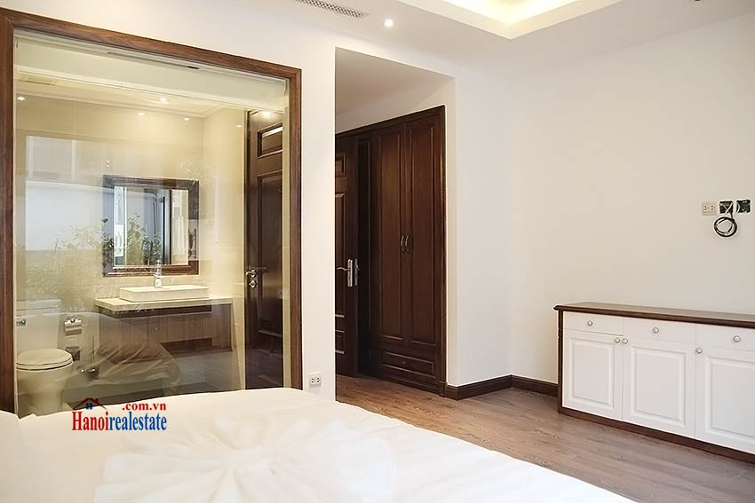 New Modern Apartment rental in Hoan Kiem Hanoi, 1 bedroom, fully furnished 8