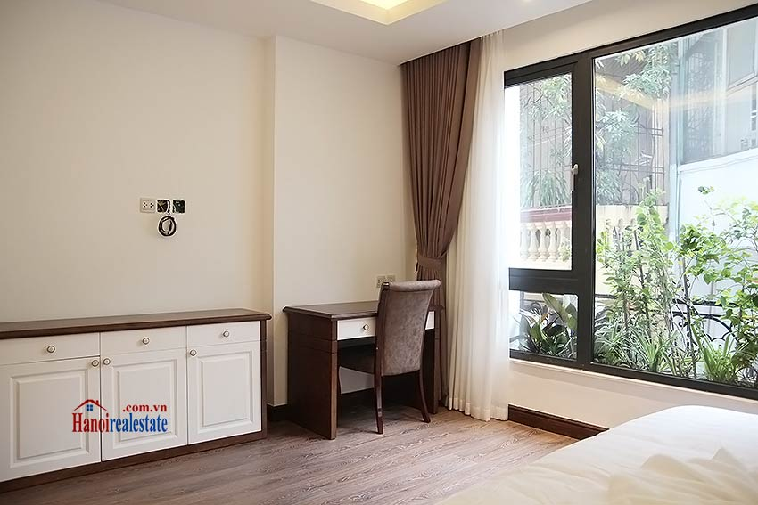 New Modern Apartment rental in Hoan Kiem Hanoi, 1 bedroom, fully furnished 9