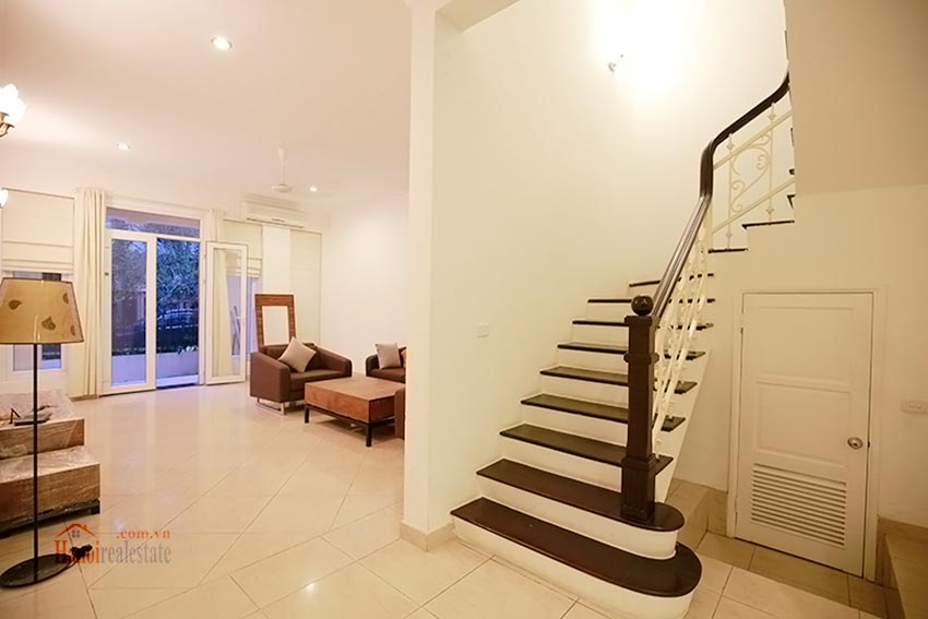 Newly renovated 04BRs house in Ciputra, near UNIS 11