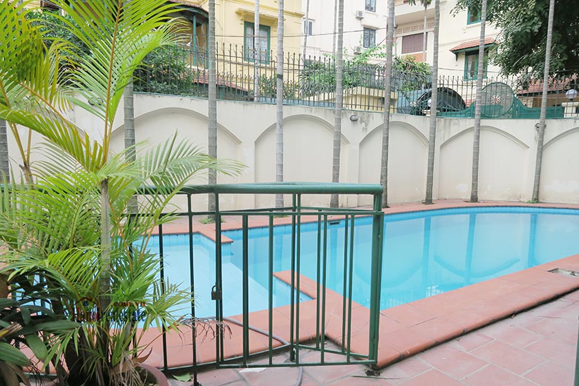 Newly renovated 05BRs villa at To Ngoc Van St with swimming pool 6