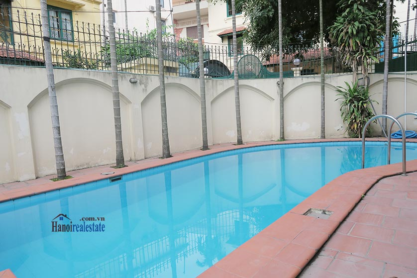 Newly renovated 05BRs villa at To Ngoc Van St with swimming pool 7
