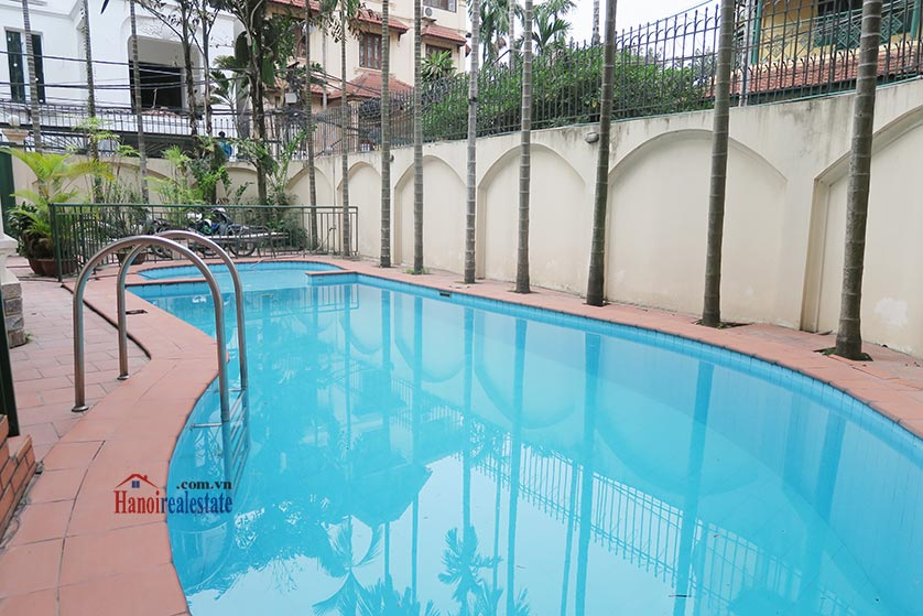Newly renovated 05BRs villa at To Ngoc Van St with swimming pool 8