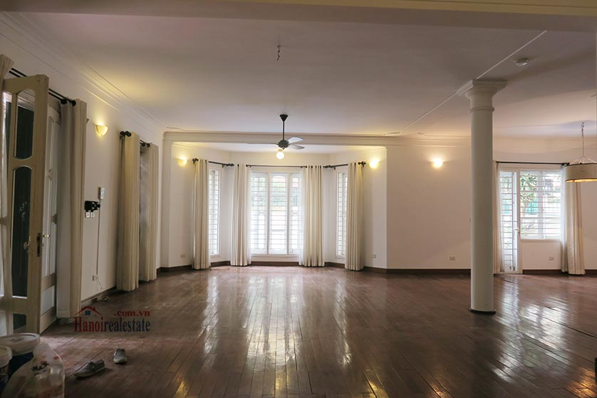 Newly renovated 05BRs villa at To Ngoc Van St with swimming pool 12