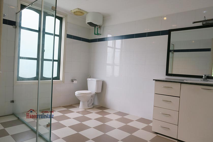Newly renovated 05BRs villa at To Ngoc Van St with swimming pool 25