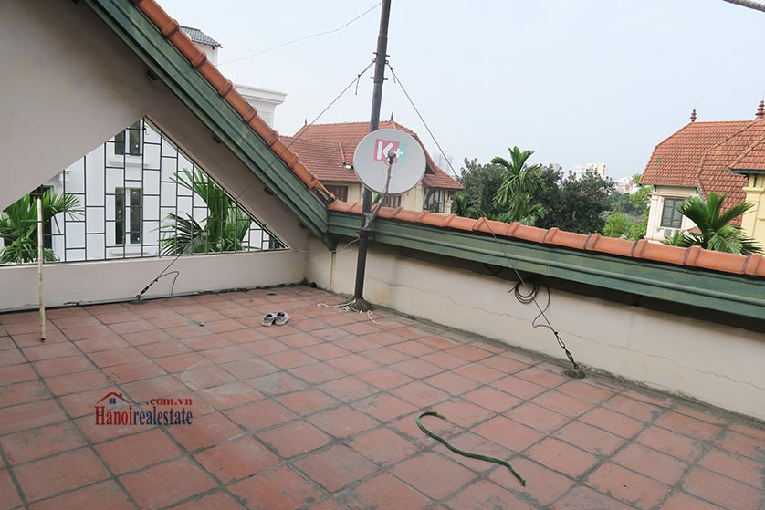 Newly renovated 05BRs villa at To Ngoc Van St with swimming pool 35