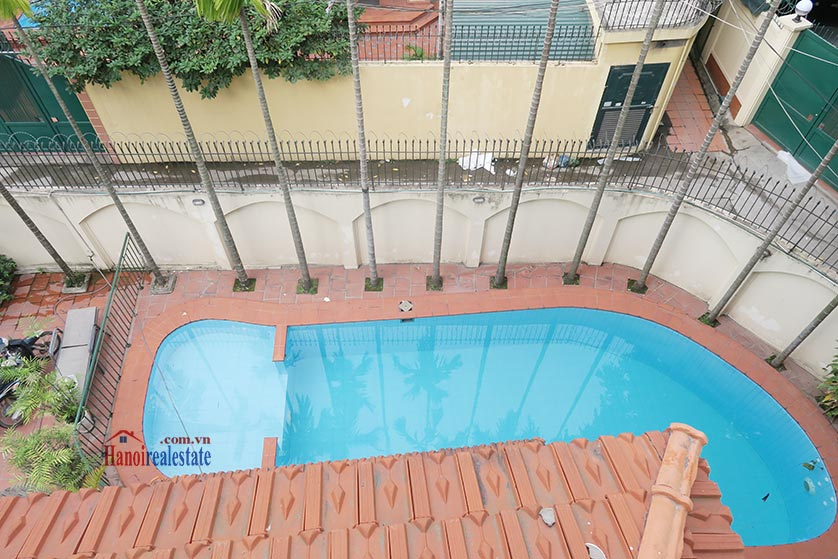 Newly renovated 05BRs villa at To Ngoc Van St with swimming pool 37