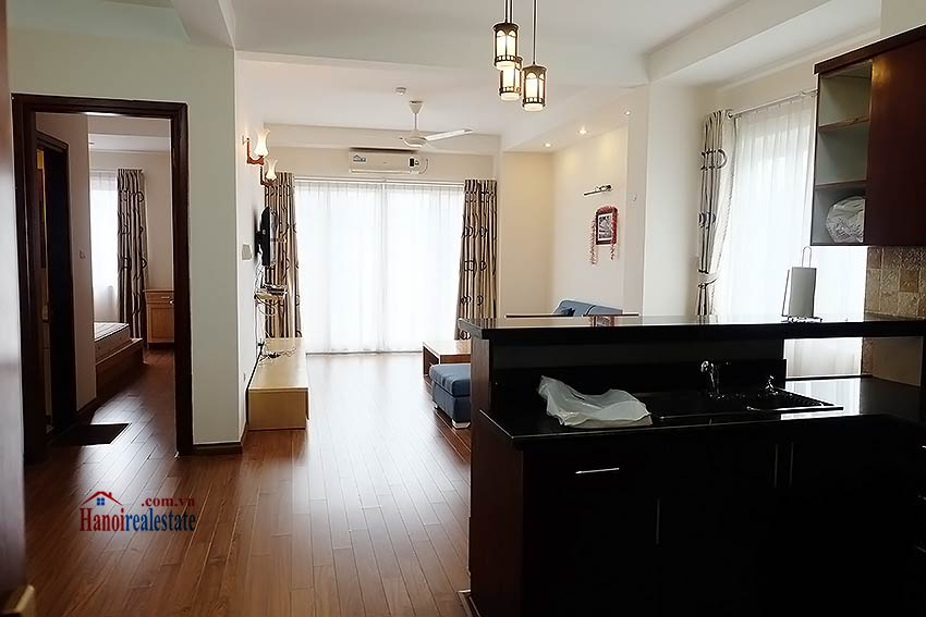 Nice 02BR apartment in Hoang Hoa Tham, Ba Dinh, close to Westlake 1