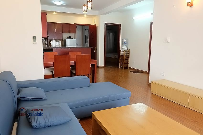 Nice 02BR apartment in Hoang Hoa Tham, Ba Dinh, close to Westlake 2