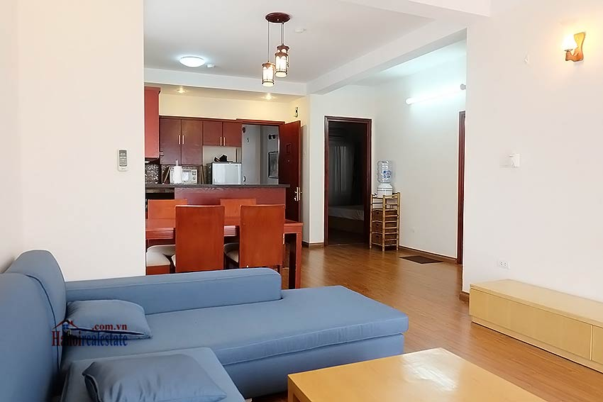 Nice 02BR apartment in Hoang Hoa Tham, Ba Dinh, close to Westlake 3