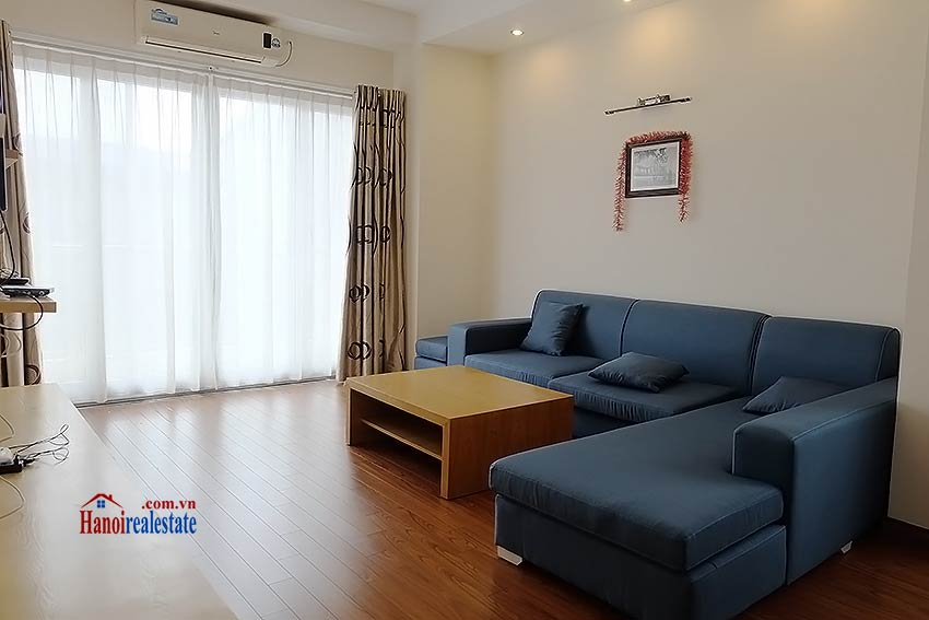 Nice 02BR apartment in Hoang Hoa Tham, Ba Dinh, close to Westlake 4