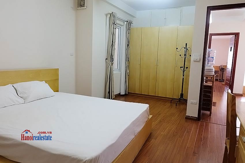 Nice 02BR apartment in Hoang Hoa Tham, Ba Dinh, close to Westlake 7