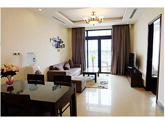 Nice 02BRs apartment to let at Royal City, fully furnished
