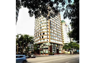 Novotel Suites Hanoi Serviced Apartment