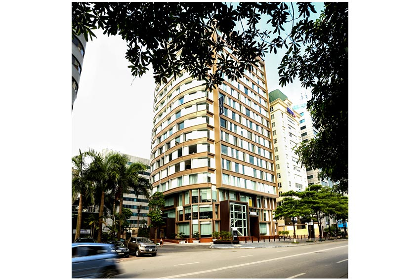 Novotel Suites Hanoi Serviced Apartment 1