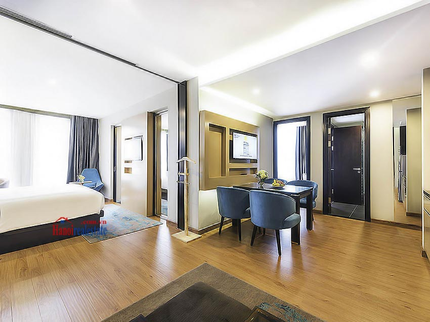 Novotel Suites Hanoi Serviced Apartment 9